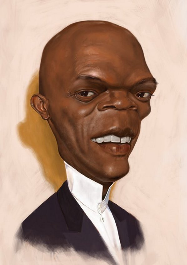 caricatures 11 Funny Caricatures of Celebrities by Patrick Strogulski