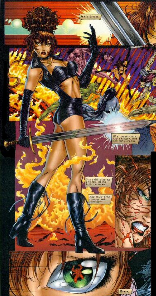 comic book heroines 06 Your Favorite Comic Book Heroines