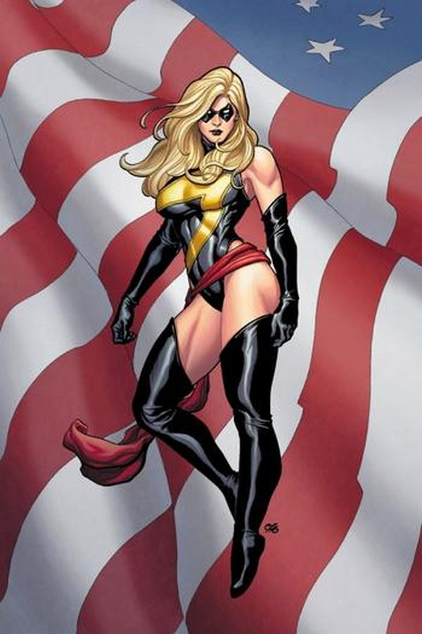 comic book heroines 23 Your Favorite Comic Book Heroines
