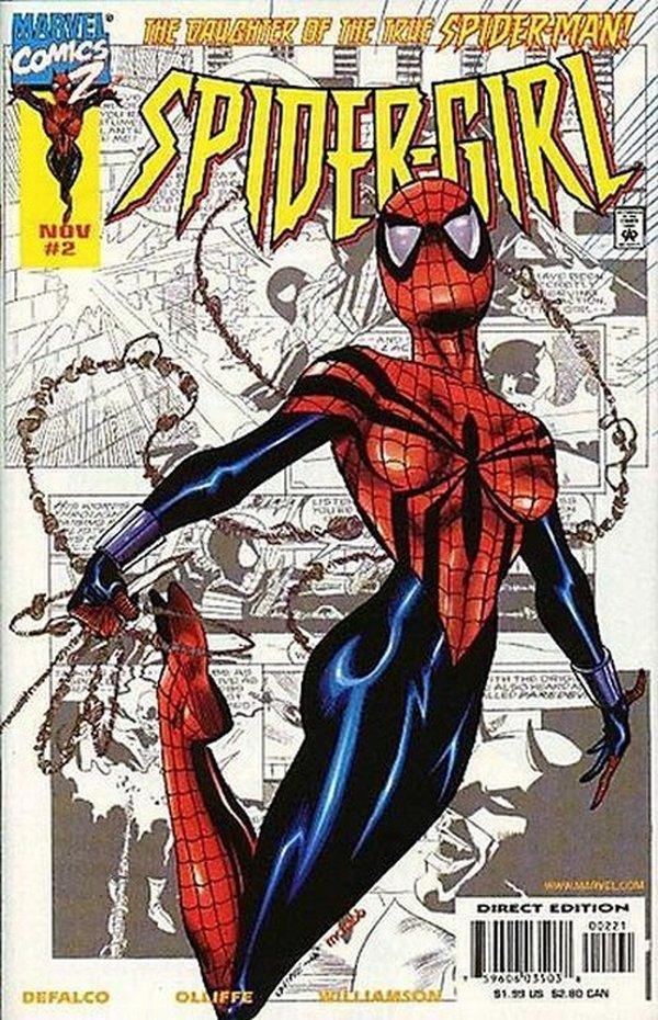 comic book heroines 32 Your Favorite Comic Book Heroines