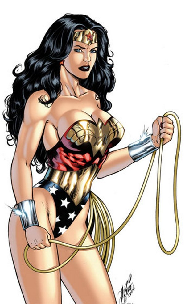 comic book heroines 43 Your Favorite Comic Book Heroines
