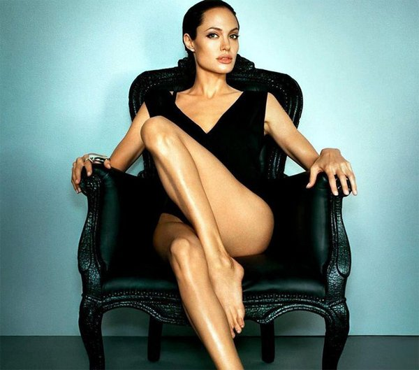 angelina jolie 14 Top 20 Best Photos of Angelina Jolie