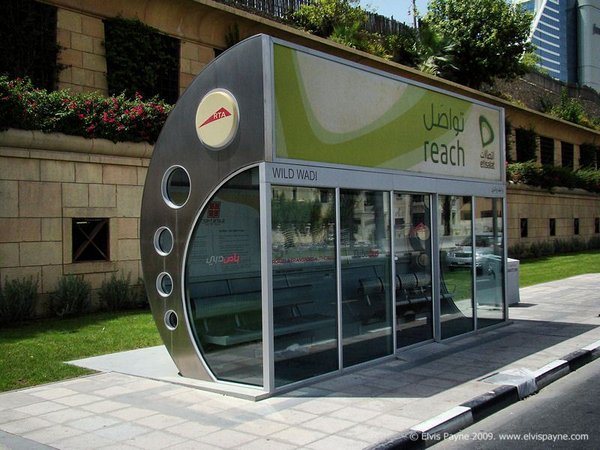 bus stations 04 15 Unusual & Creative Bus Stops