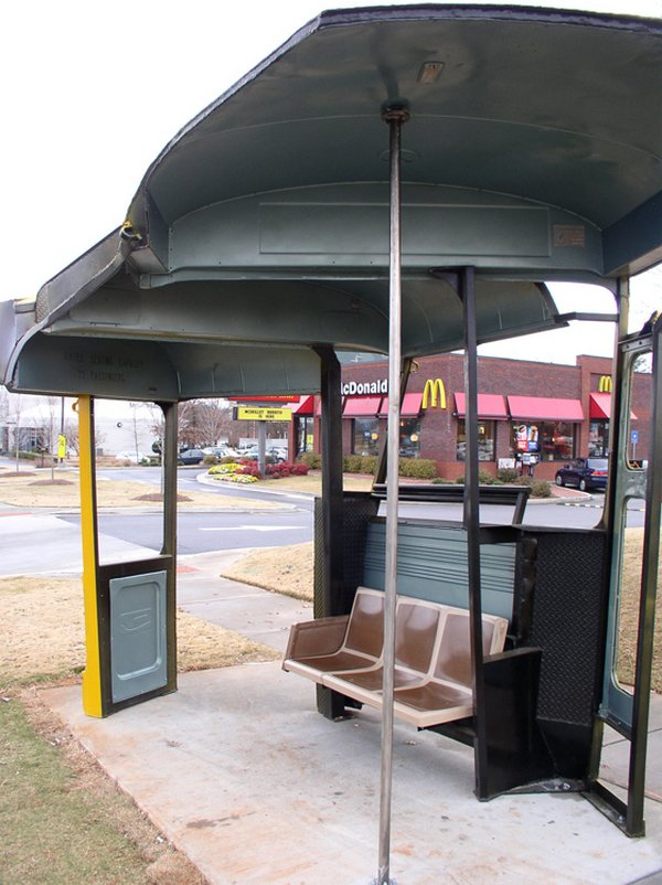 bus stations 12 15 Unusual & Creative Bus Stops
