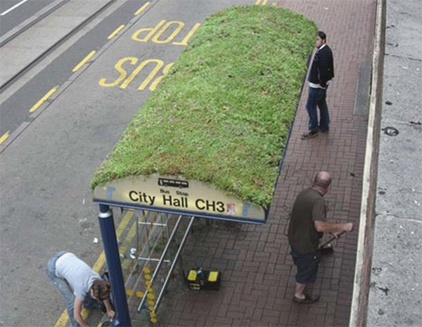 bus stations 15 15 Unusual & Creative Bus Stops