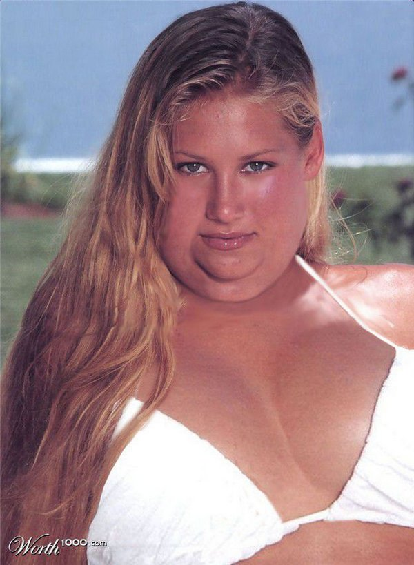 fat celebrities 07 What Would Celebrities Look Like If They Were Fat?