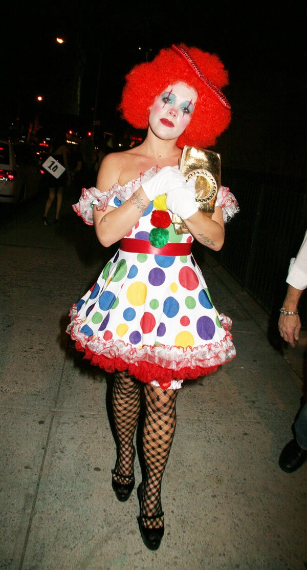 halloween 09 Best Celebrity Halloween Costumes