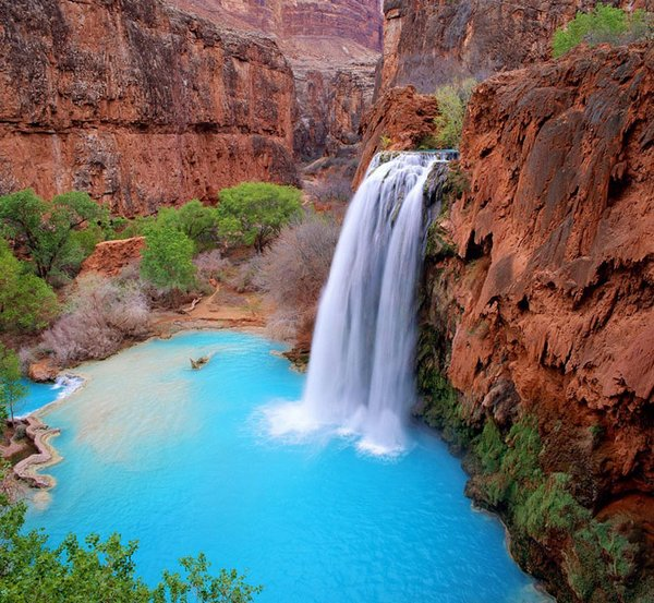 waterfall 08 Amazing Photos of Most Beautiful Waterfalls in The World