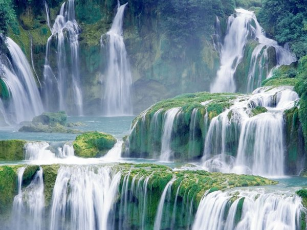 waterfall 18 Amazing Photos of Most Beautiful Waterfalls in The World