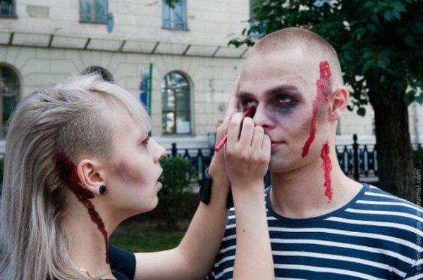zombie 02 Zombie Wedding