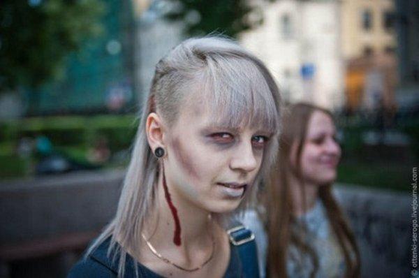 zombie 06 Zombie Wedding