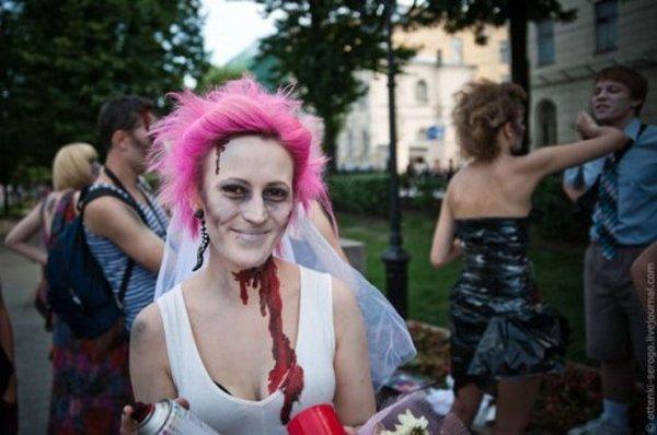zombie 07 Zombie Wedding