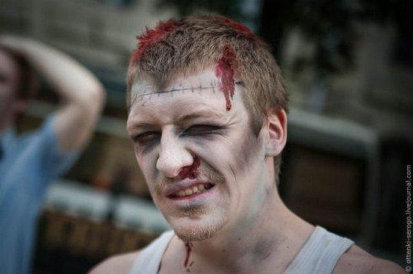 zombie 08 Zombie Wedding