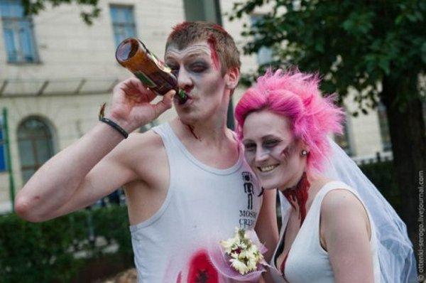 zombie 09 Zombie Wedding