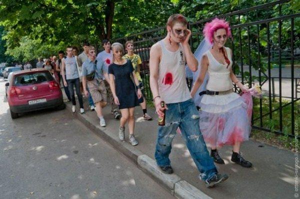 zombie 11 Zombie Wedding