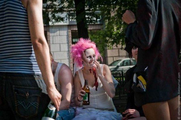 zombie 37 Zombie Wedding