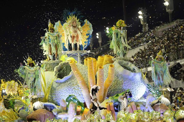 carnival rio de janeiro 11 Brazils Carnival Madness