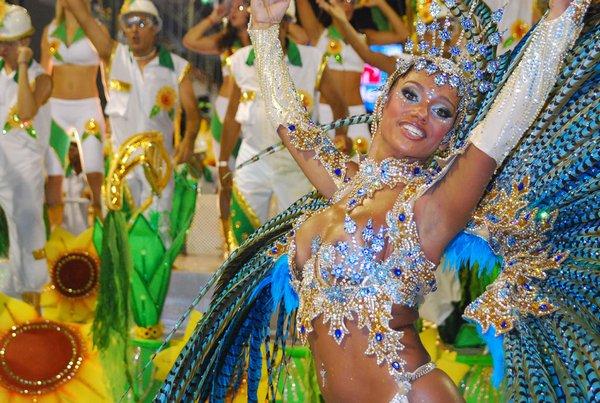 carnival rio de janeiro 12 Brazils Carnival Madness