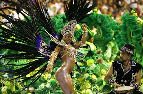 carnival rio de janeiro 15 Brazils Carnival Madness