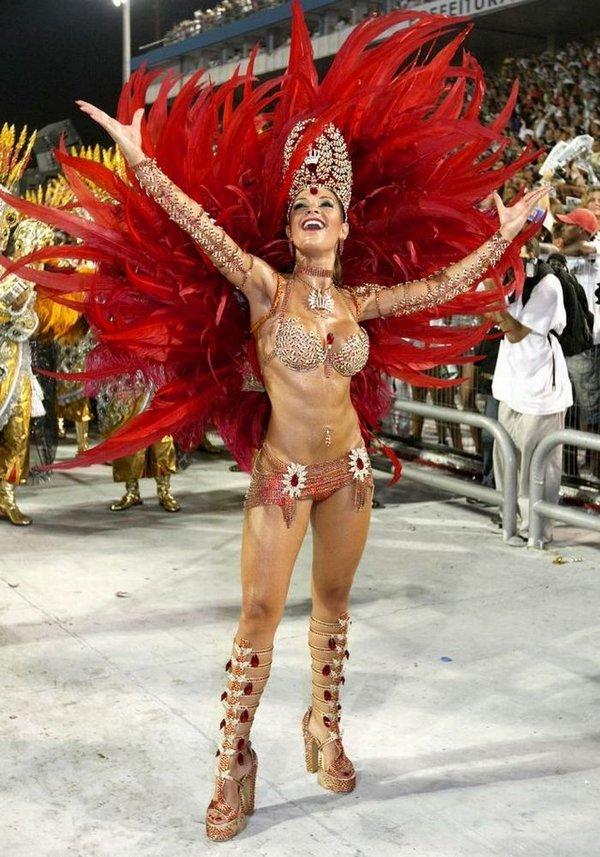 carnival rio de janeiro 19 Brazils Carnival Madness