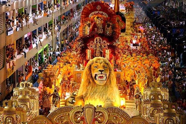 carnival rio de janeiro 20 Brazils Carnival Madness