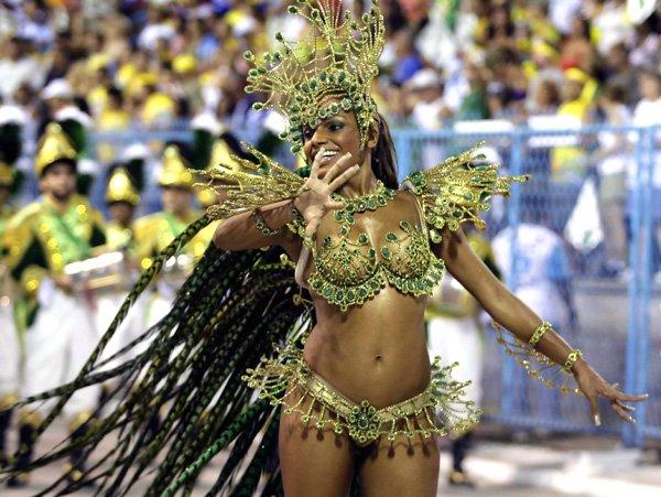 carnival rio de janeiro 21 Brazils Carnival Madness