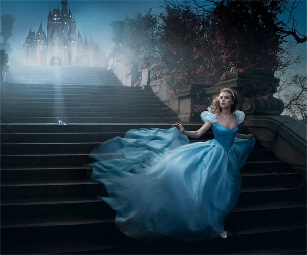 celebrities fairytales 01 Celebrity Fairy Tales by Annie Leibovitz