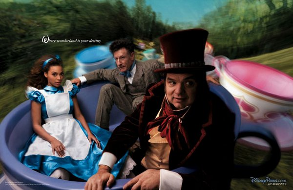 celebrities fairytales 06 Celebrity Fairy Tales by Annie Leibovitz