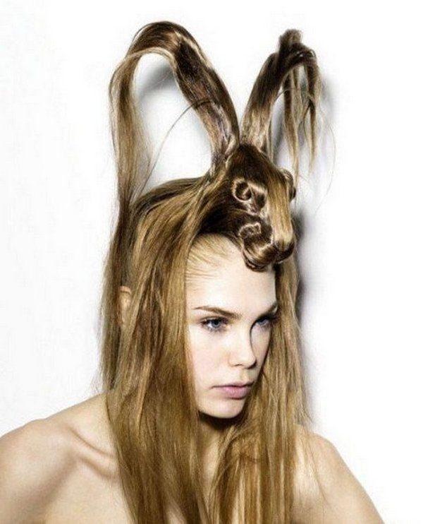 crazy hairstyles 02 30 Weird & Crazy Hairstyles Photos