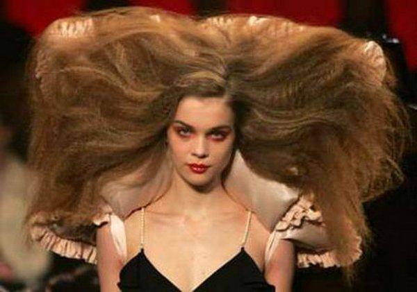 Fine 30 Weird Amp Crazy Hairstyles Photos Hairstyles For Men Maxibearus