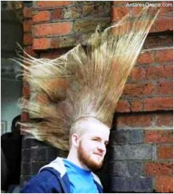 crazy hairstyles 07 30 Weird & Crazy Hairstyles Photos