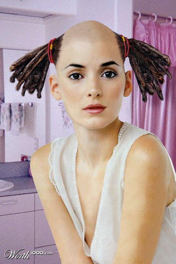 Phenomenal 30 Weird Amp Crazy Hairstyles Photos Hairstyles For Men Maxibearus