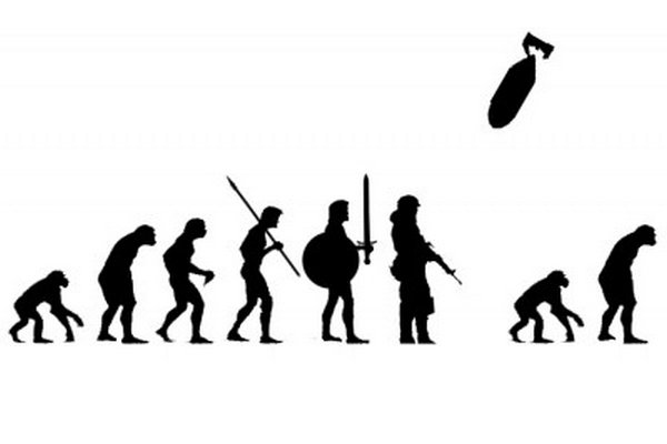 evolution 36 Funny Photos of Evolution In Every Things