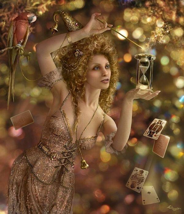 fairytale art by cornacchia 10 Grown up Fairytale Heroines by Cornacchia