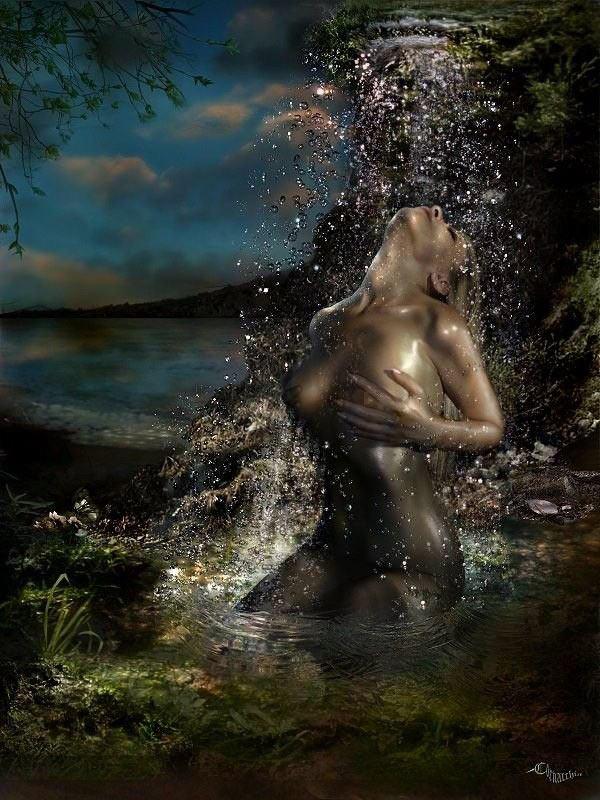 fairytale art by cornacchia 18 Grown up Fairytale Heroines by Cornacchia