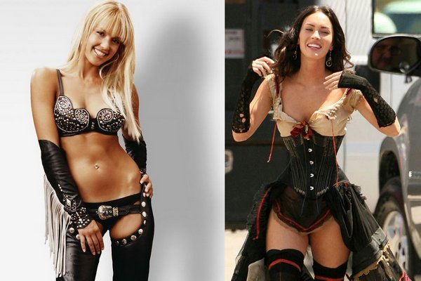 jessicaalba vs meganfox 05 Jessica Alba VS Megan Fox   Who is Nicer Girl?