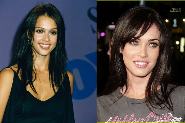 jessicaalba vs meganfox 10 Jessica Alba VS Megan Fox   Who is Nicer Girl?