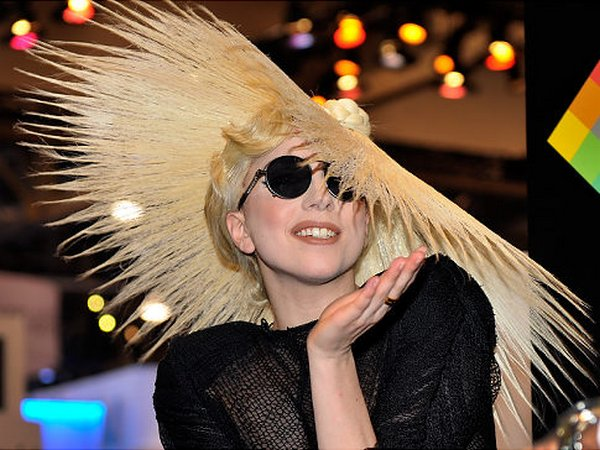 lady gaga 01 Top 20 Lady Gaga Crazy Fashion Style Photos