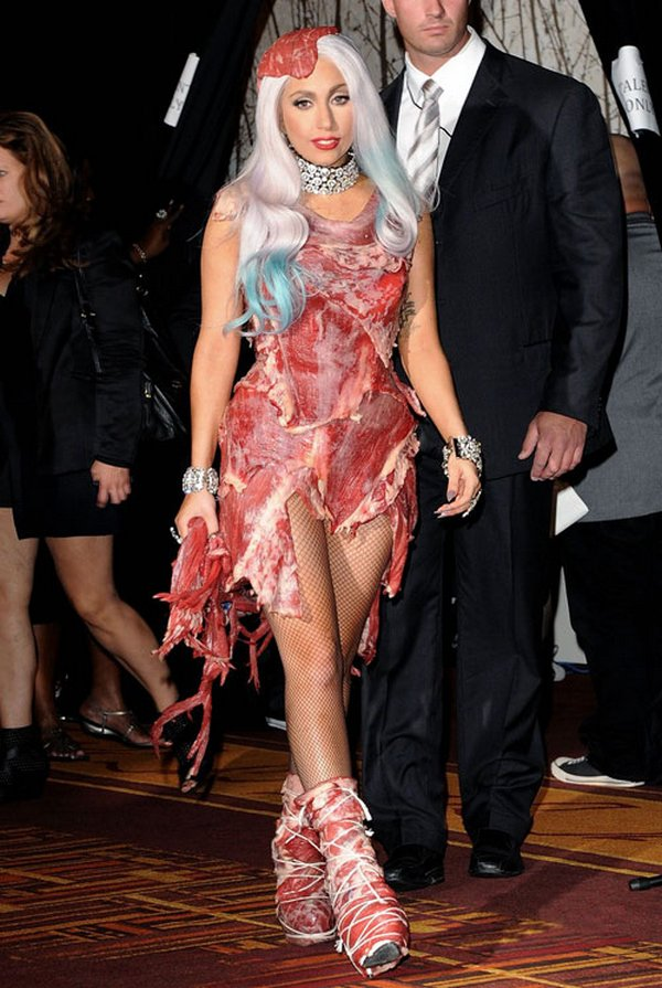lady gaga 04 Top 20 Lady Gaga Crazy Fashion Style Photos