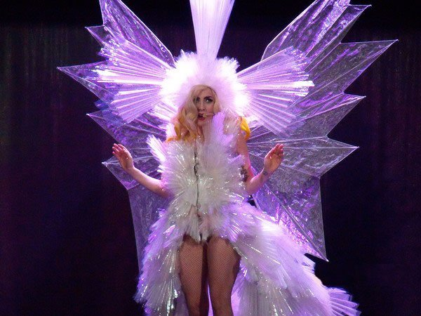 lady gaga 15 Top 20 Lady Gaga Crazy Fashion Style Photos