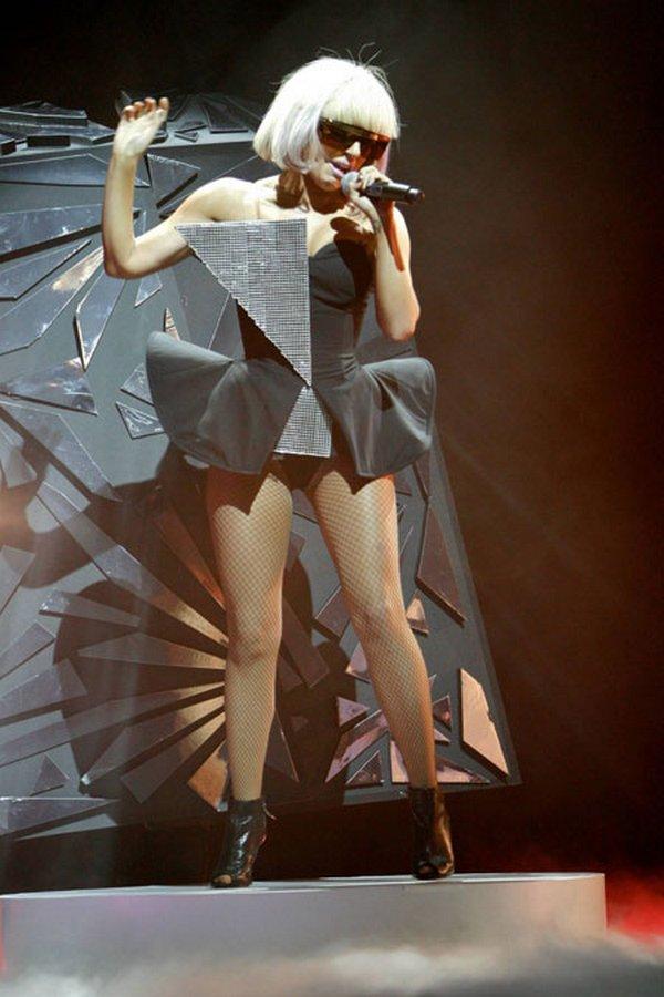 lady gaga 17 Top 20 Lady Gaga Crazy Fashion Style Photos