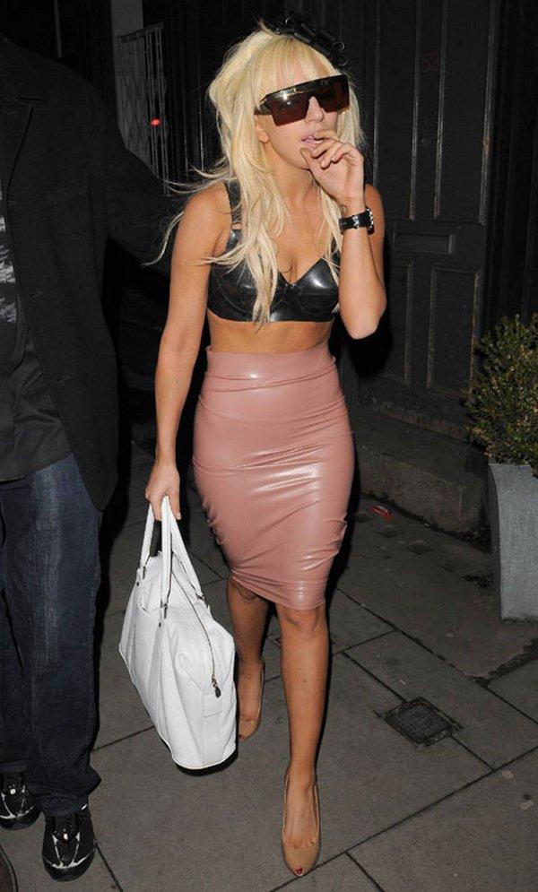 lady gaga 19 Top 20 Lady Gaga Crazy Fashion Style Photos