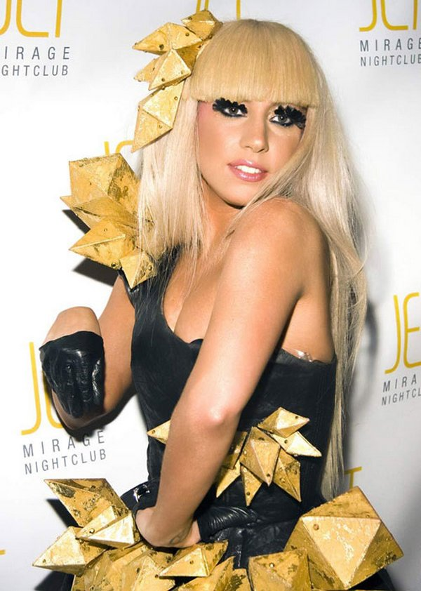 lady gaga 22 Top 20 Lady Gaga Crazy Fashion Style Photos