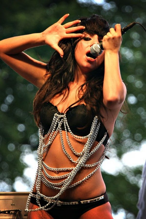 lady gaga 23 Top 20 Lady Gaga Crazy Fashion Style Photos