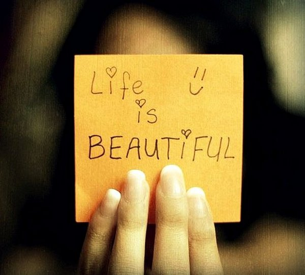 life is beautiful 22 20 Very Good Persuasive Reasons To Believe That Life Is Beautiful