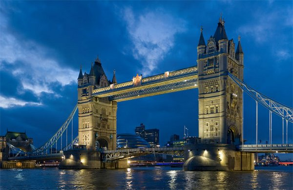 most beautiful bridges 01 Top 20 Most Beautiful Bridges In The World