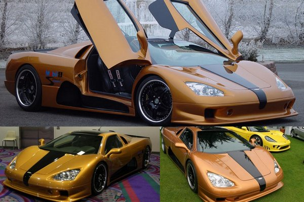 most expensive cars 2010 09 Top 10 Most Expensive Cars 2010