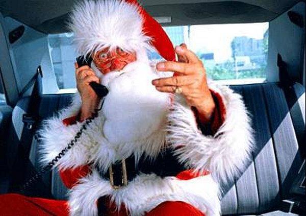 santa claus 18 Ho Ho Ho Santa Claus Funny Photos