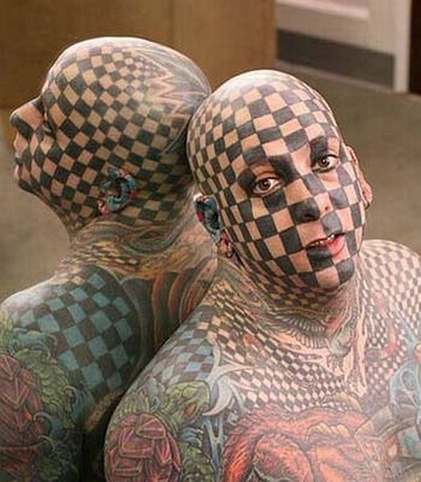 tattoos 10 Top 10 Improperly Placed Tattoos