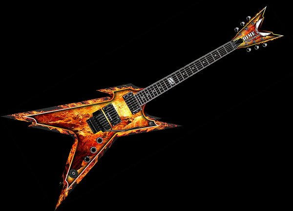 weird guitars 11 30 Most Bizarre & Weirdest Guitars Ever